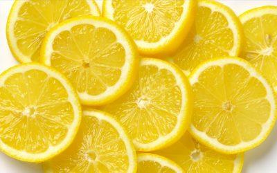 Lemon Water in the Morning