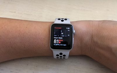 Heart Rate Monitoring with the Apple Watch