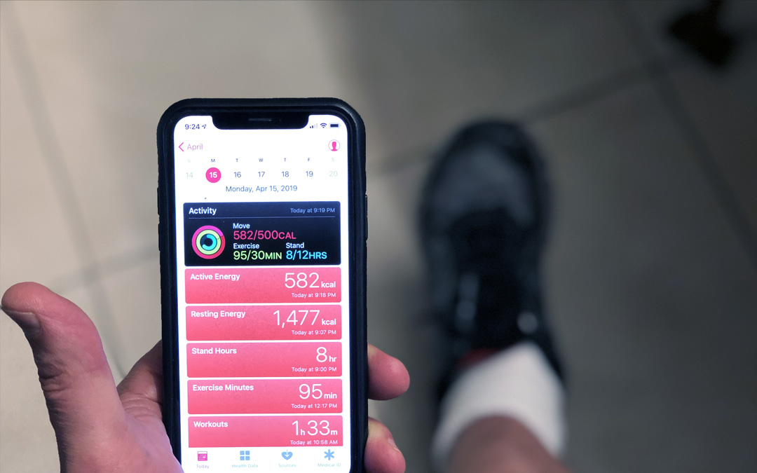 Get Started with the Health App
