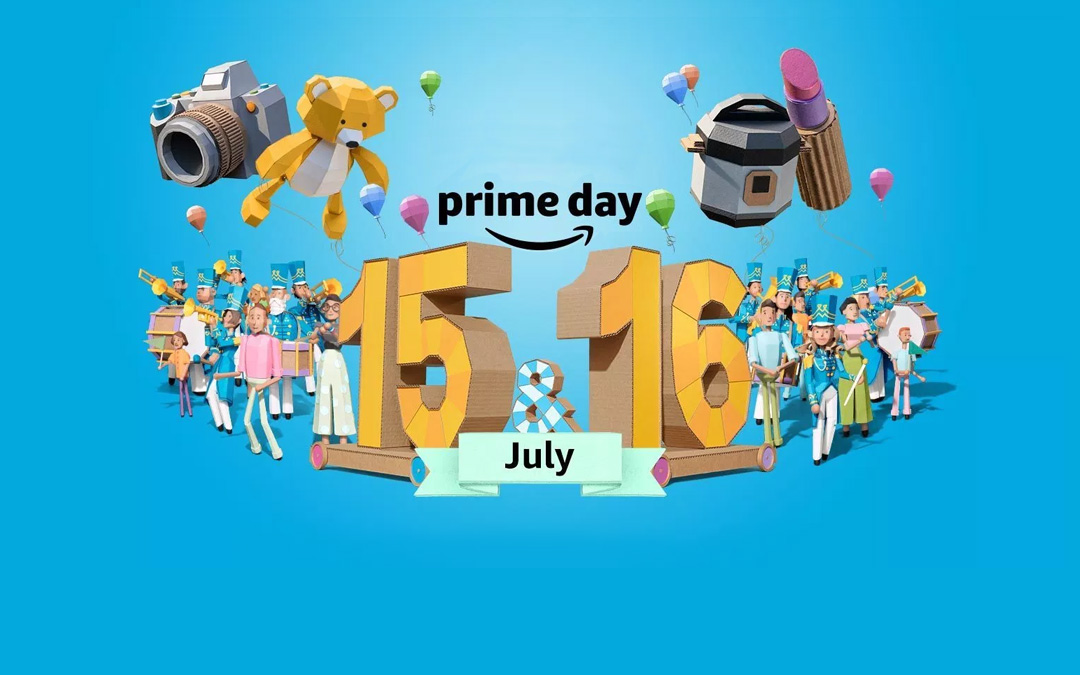 Amazon Prime Day 2019: Great Time to Buy Apple Gear!