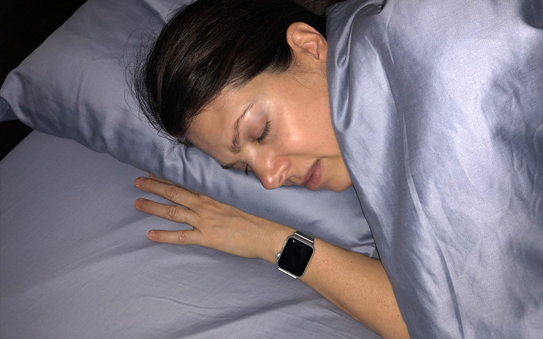 Sleep Tracking and Your Apple Watch