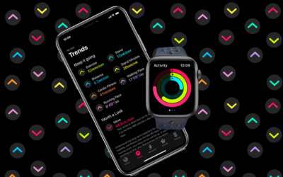 Apple Watch Activity Trends on Your iPhone